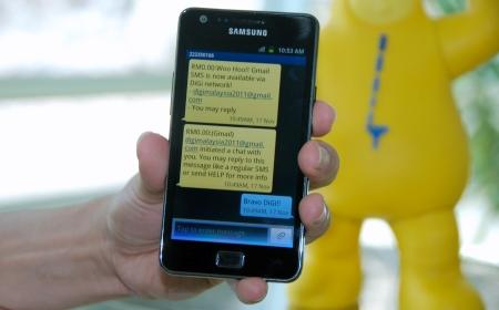 DiGi-Gmail-SMS