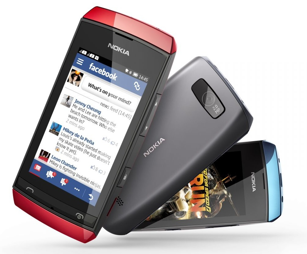Nokia Asha 305 won the best feature phone award