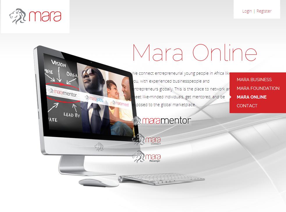 Mara Online Site