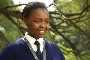 Martha Chumo for Nairobi Developer School