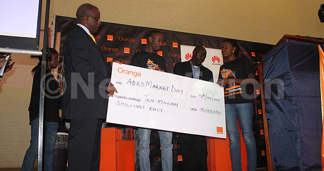 Orange community innovation awards