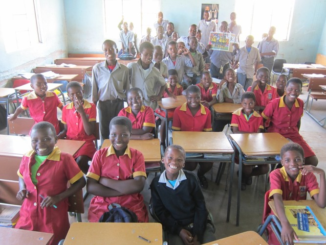 Raspberry pi swaziland project