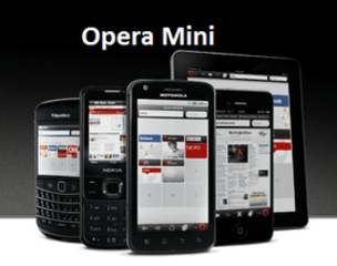 Gmail on opera mini