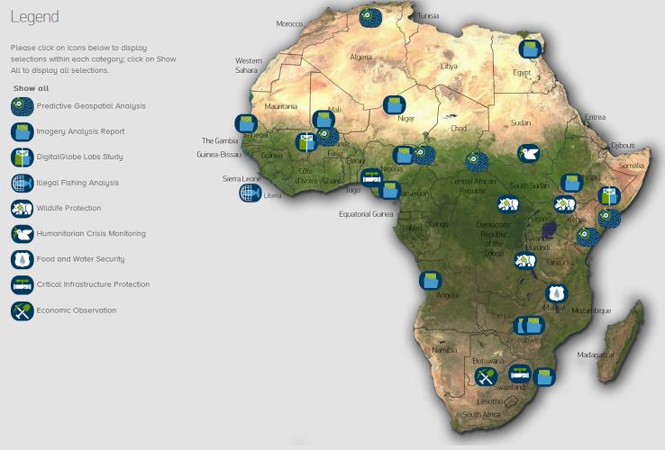 Maps that can predict thew future