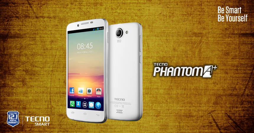 Tecno Phantom A +