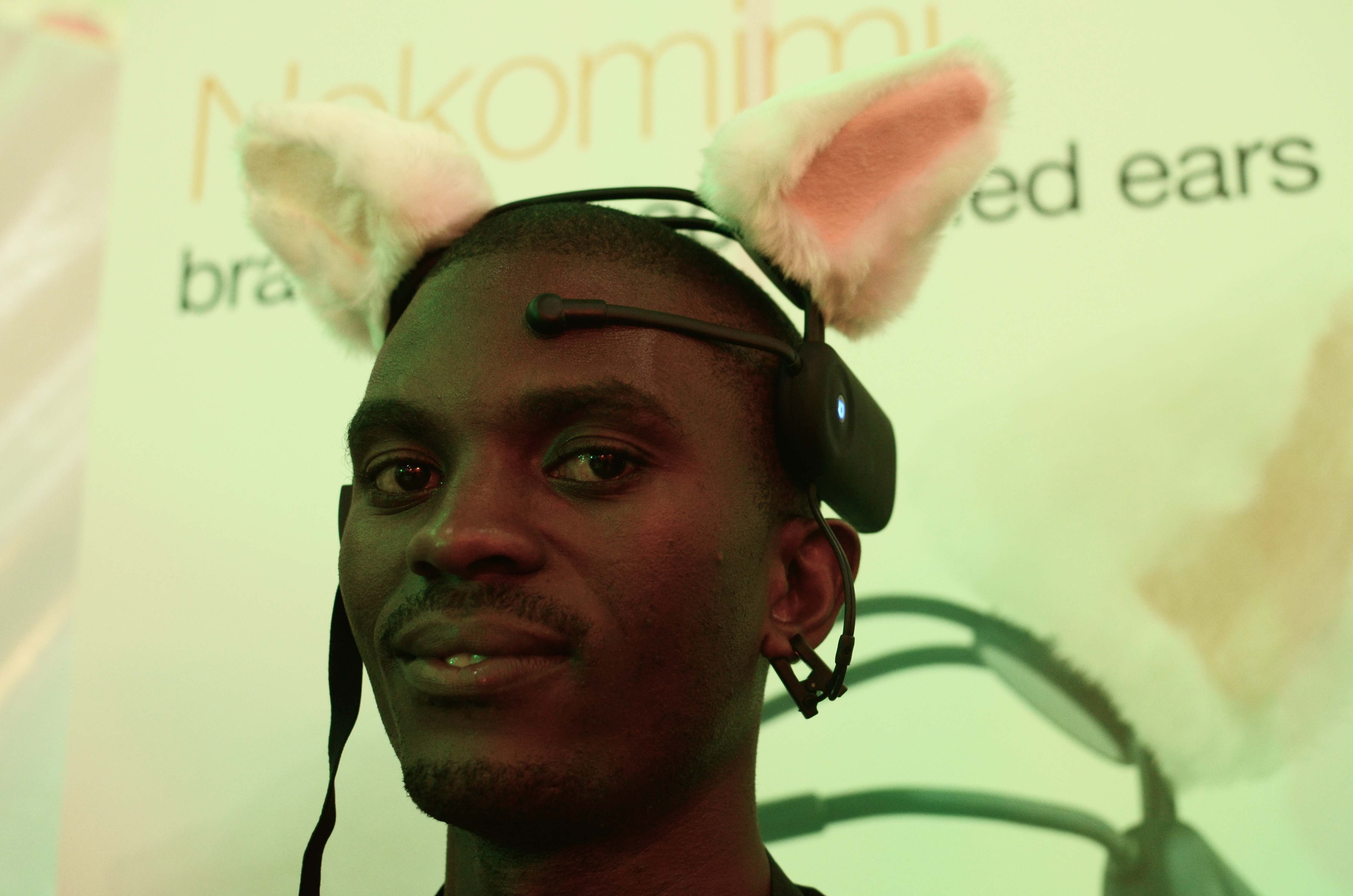 The Nokomimi Brain Wave Ears