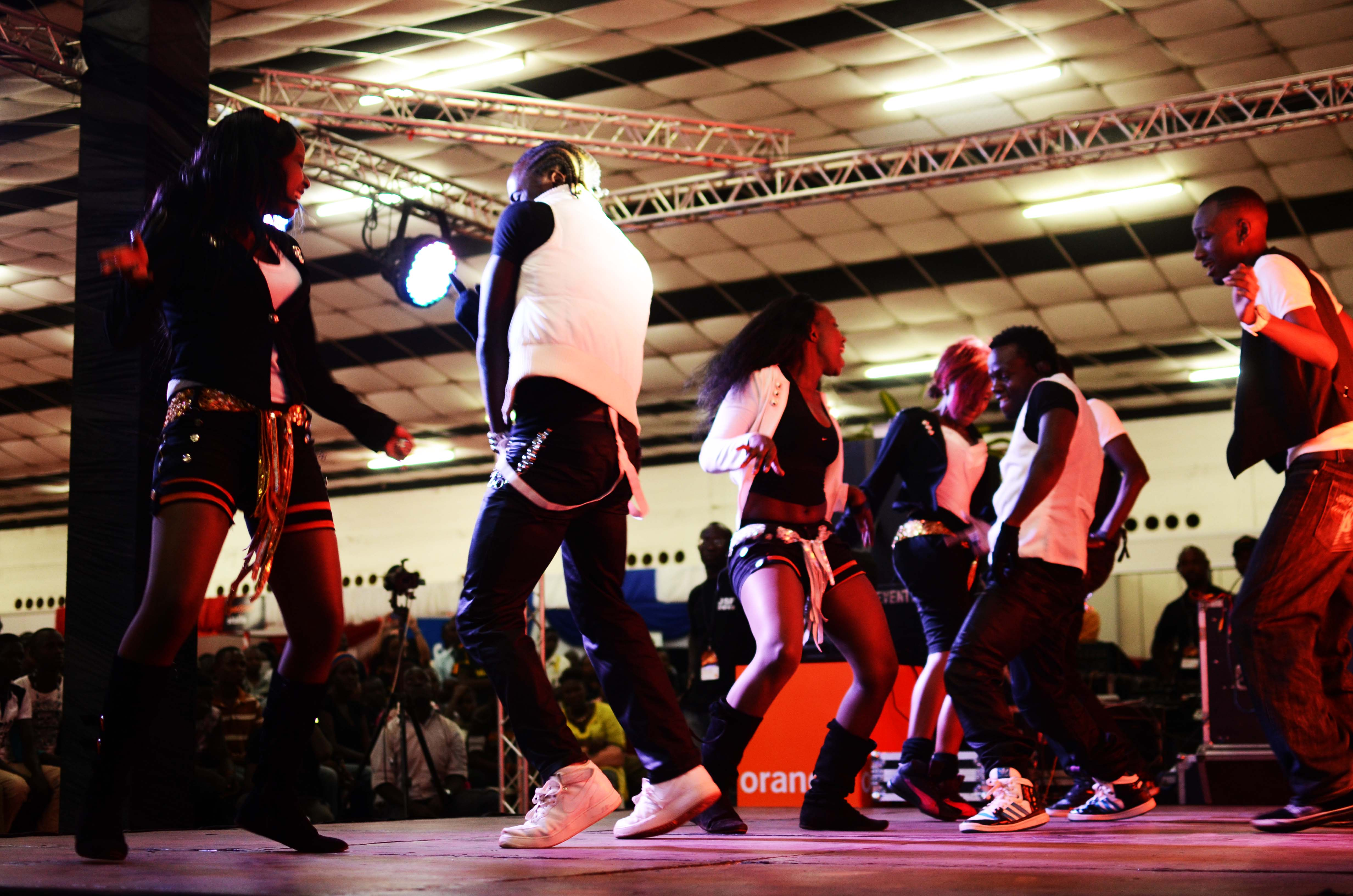 G-Force Dances