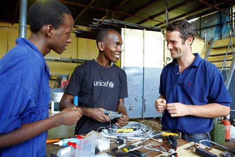 UNICEF innovation