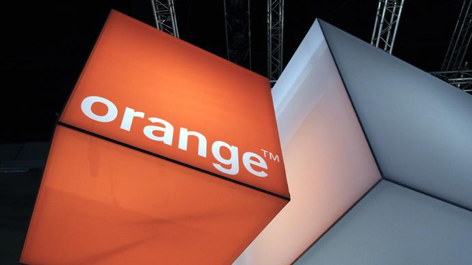 orange.si