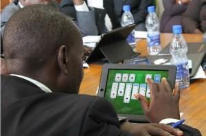 MP-Uganda on ipad