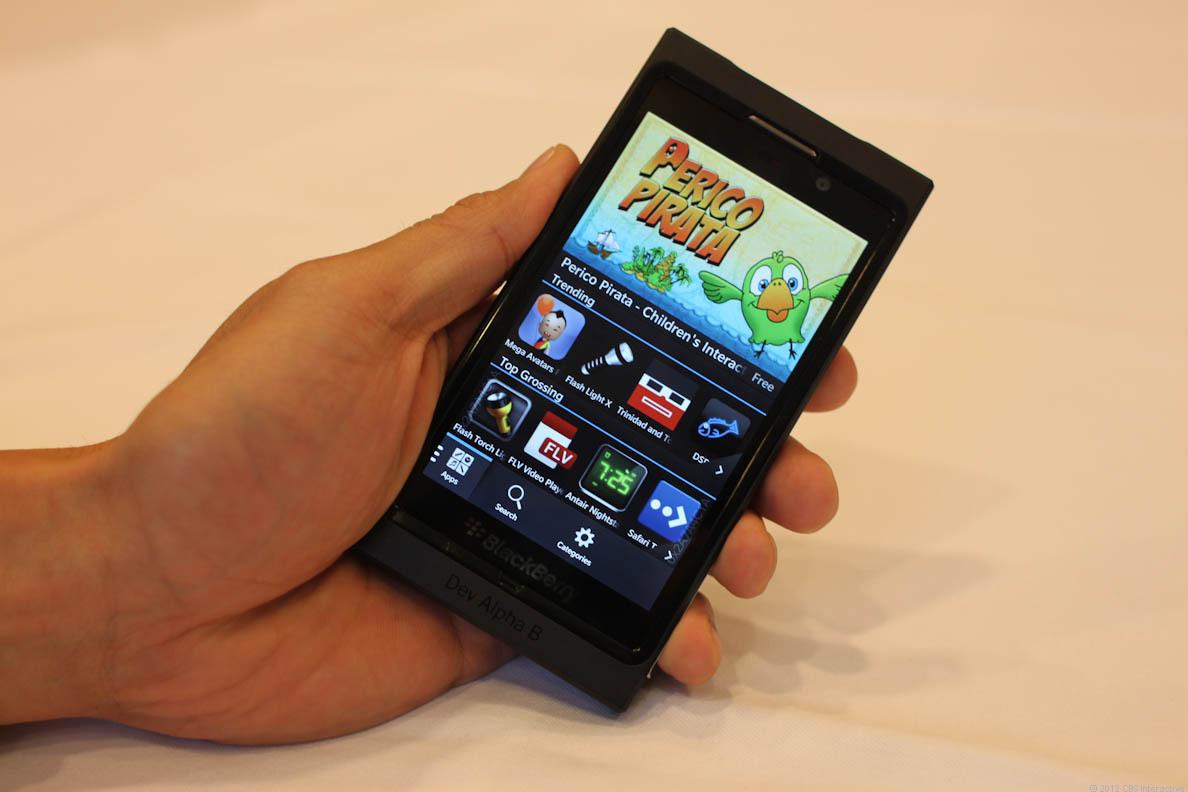 BlackBerry10