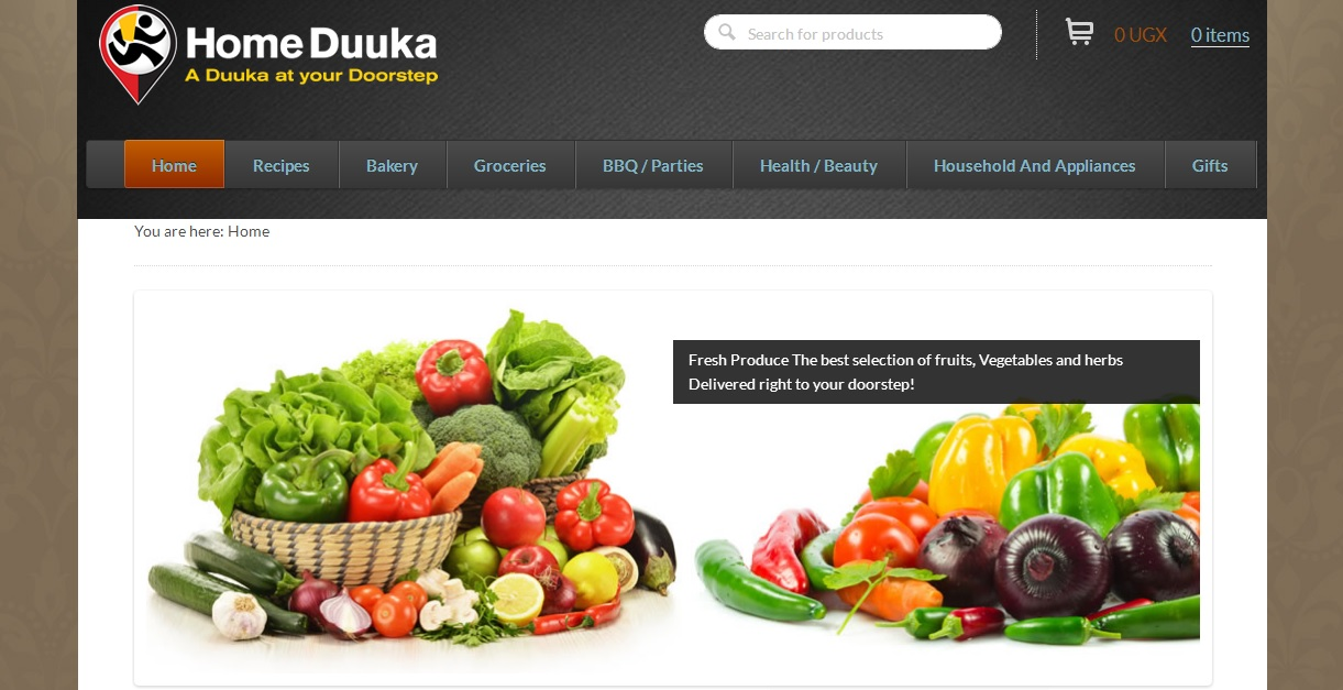Online shopping websites uganda home duuka wants to be for Home shopping sites