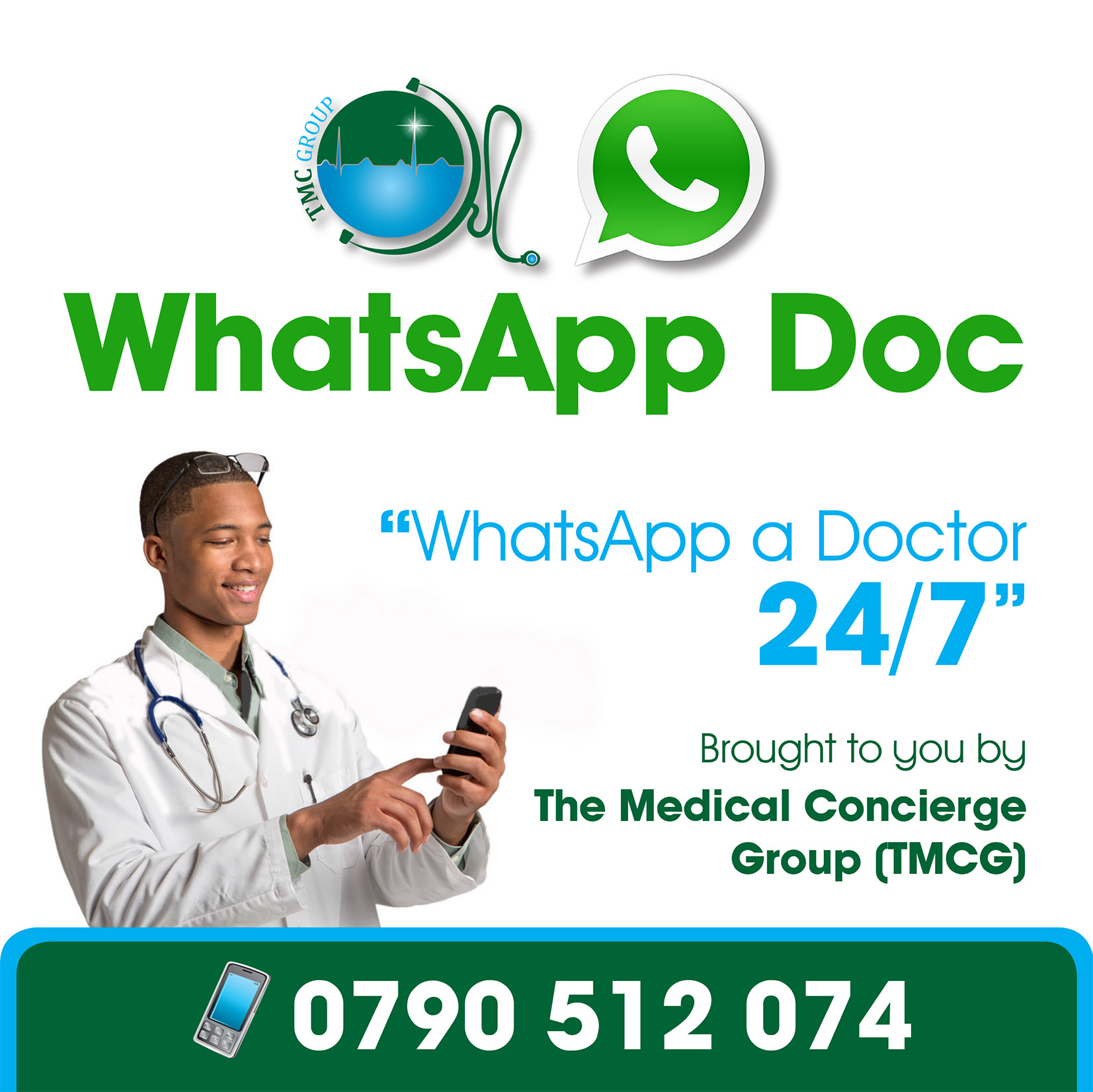 Whatsapp doctor