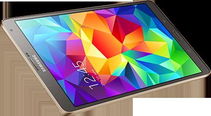 Galaxy Tab S iage by Samsung