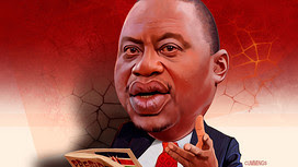 Uhuru cartoon