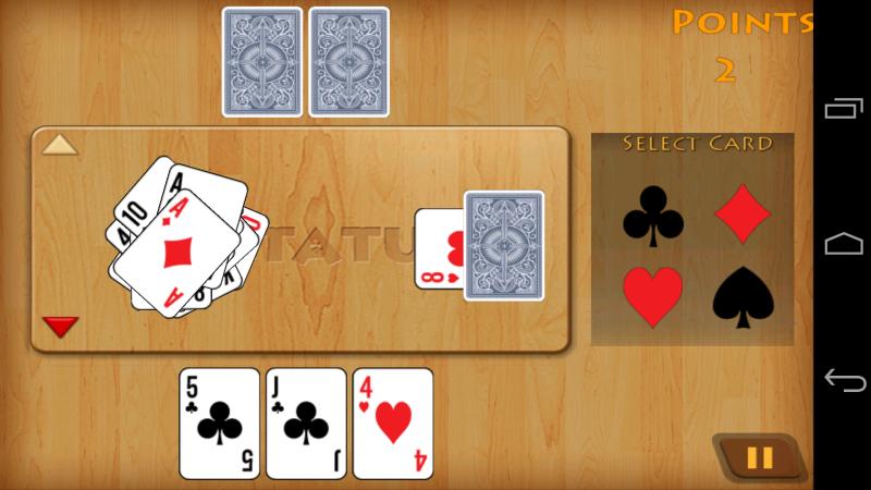 Matatu game screenshot