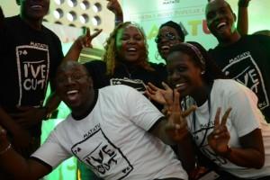 Matatu game team Orange Expo 2013