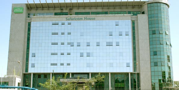 Safaricom+House
