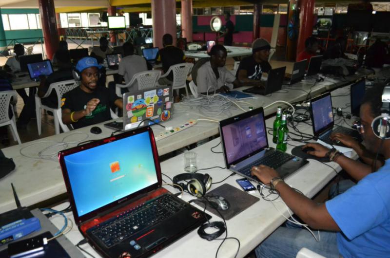 Gamers Nights Allegators Kampala