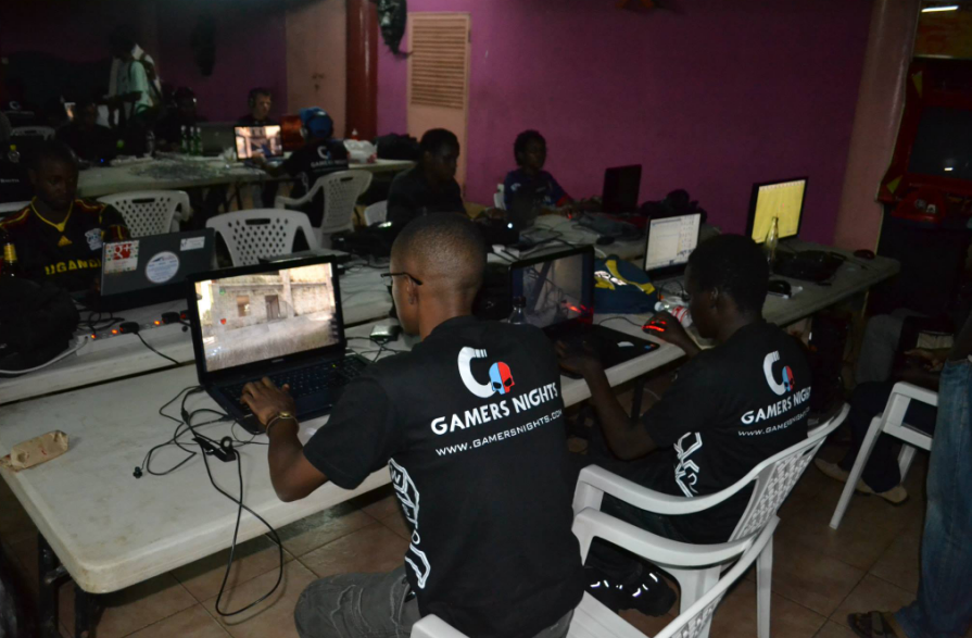 gamers nights uganda