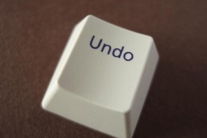 undo computer key