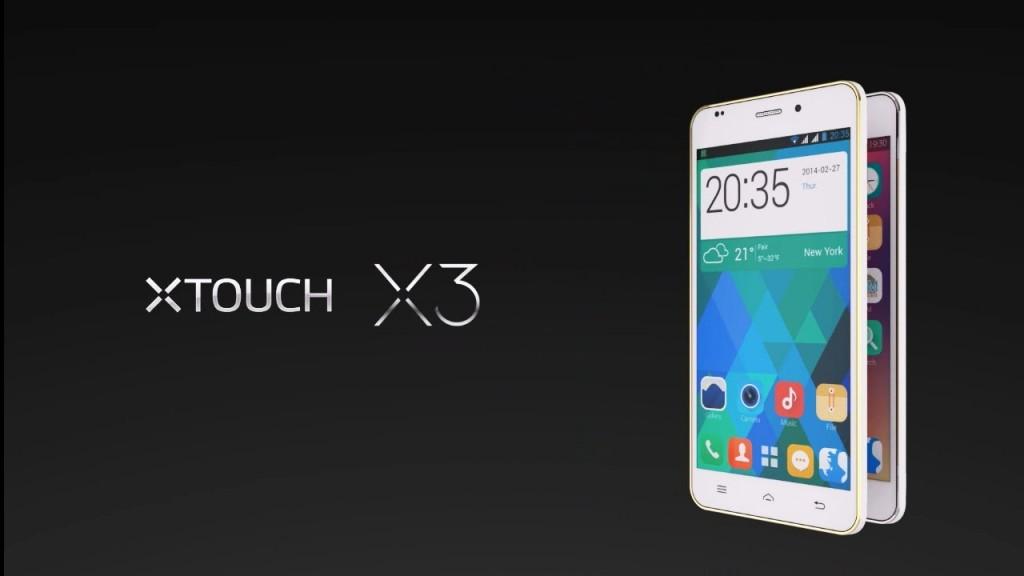 XtouchX3