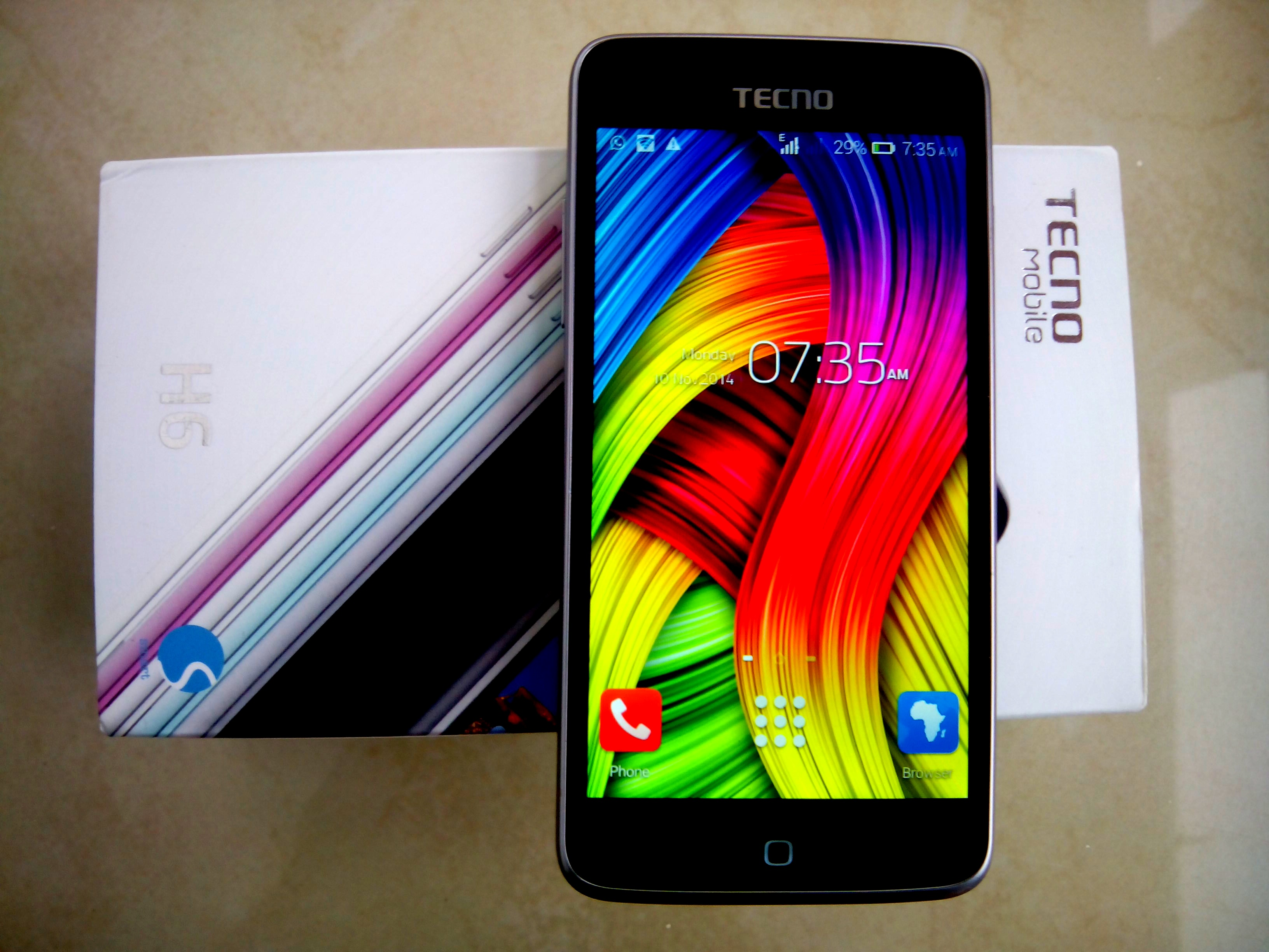 Tecno H6 Review The Lowest Price We Ve Seen For A Power Packed Mid Range Smartphone Dignited