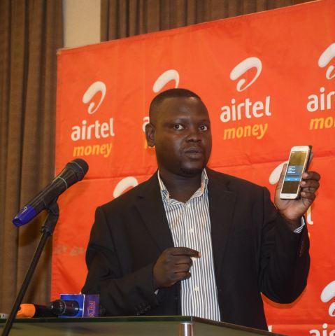 Airtel Mobile banking