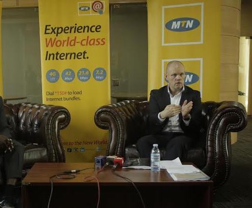 MTN CEO