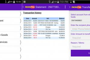 micropay mobile money payment platform Uganda