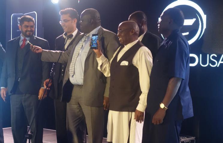 idroid uganda launch
