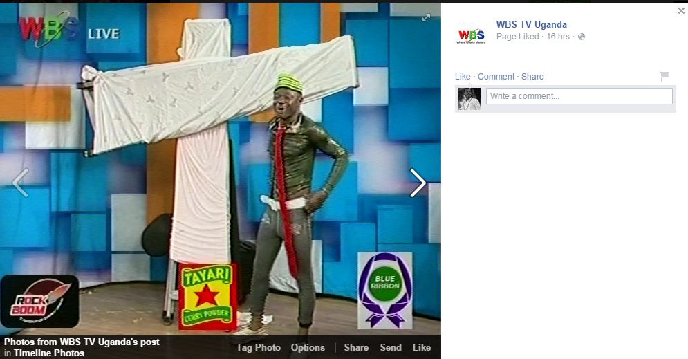 This is how to kill your brand online. WBS Television clearly does not know what they are doing on social media