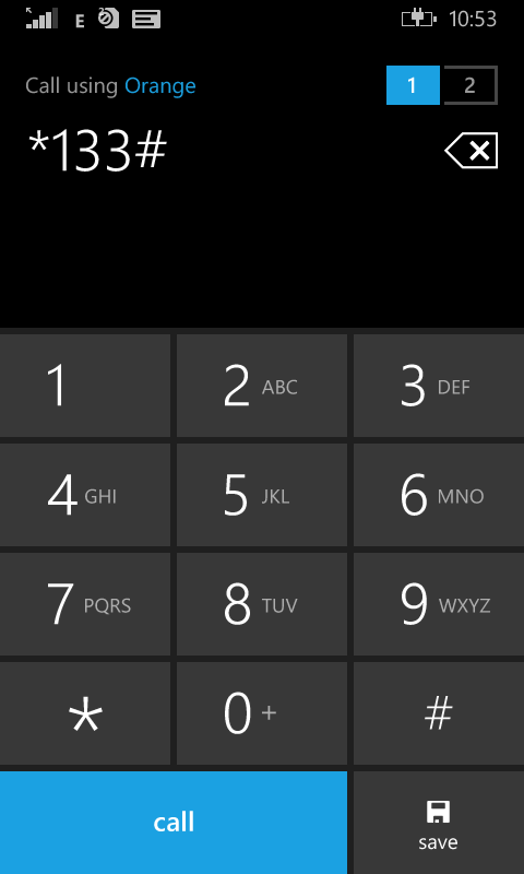 Lumia 435 dual sim functionality