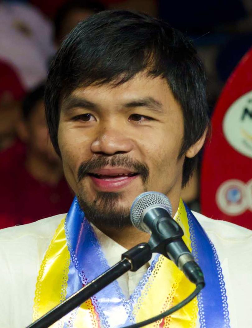 manny pacquiao wikipedia image