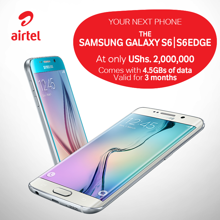 SamsungGalaxyS6_AirtelUganda