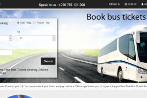 256bus bus online booking in Uganda