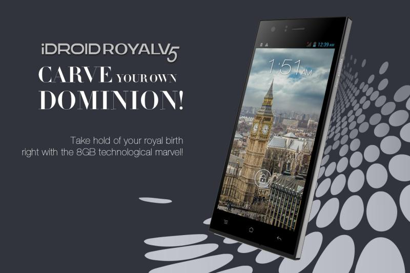 idroid royal v5