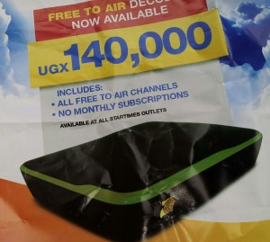 startimes uganda fta decoder