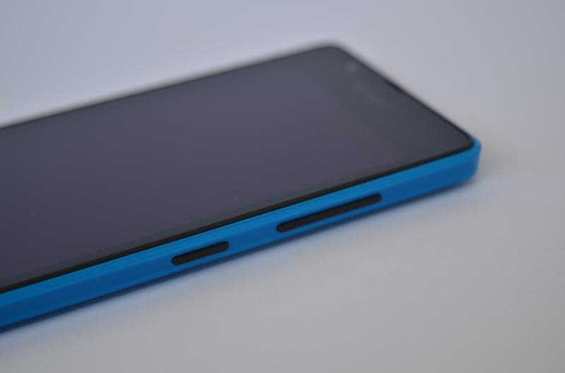 Lumia 540 screen