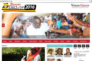 uganda 2016 elections
