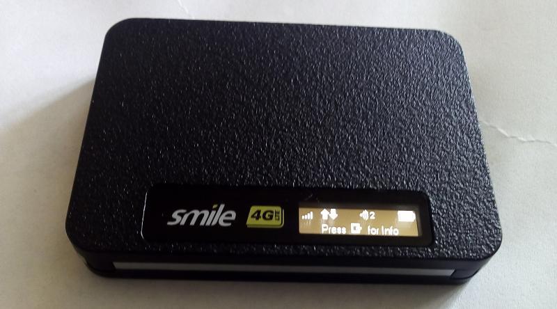 smile uganda 4g lte mifi