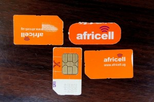 Africell SIM cards