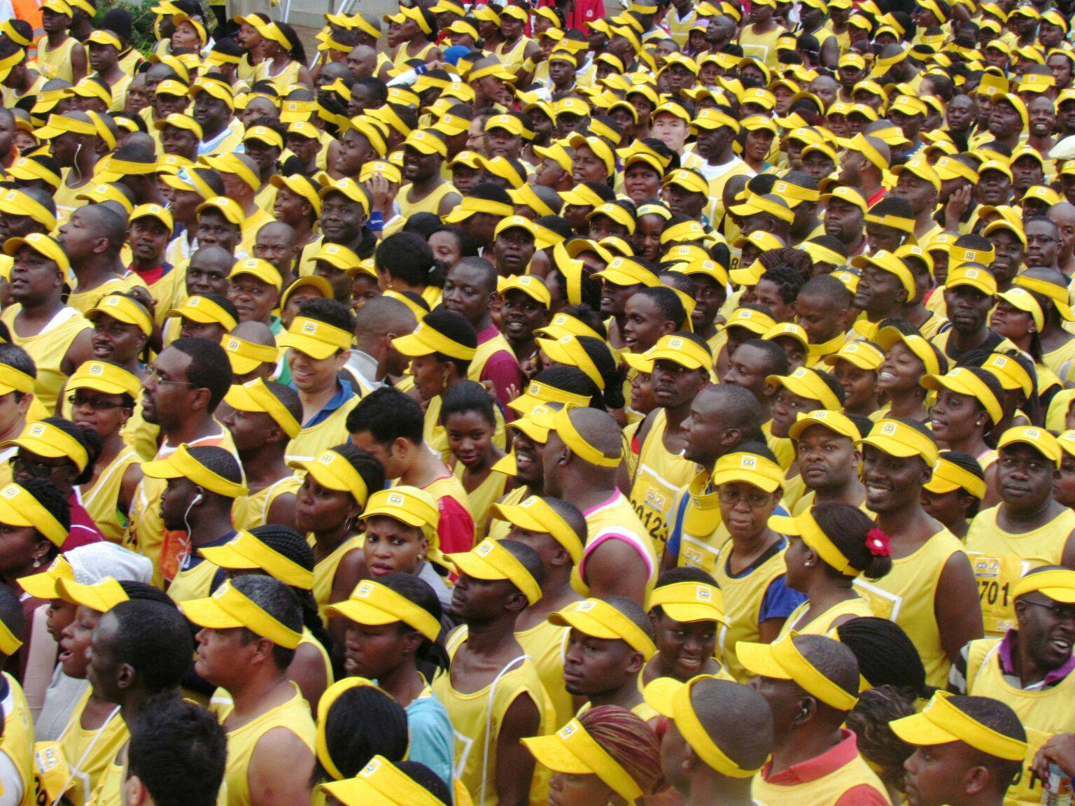 MTN Uganda Marathon