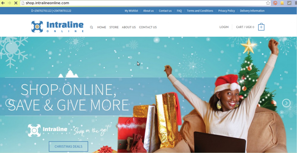 Intraline online, shop abroad ship to Uganda
