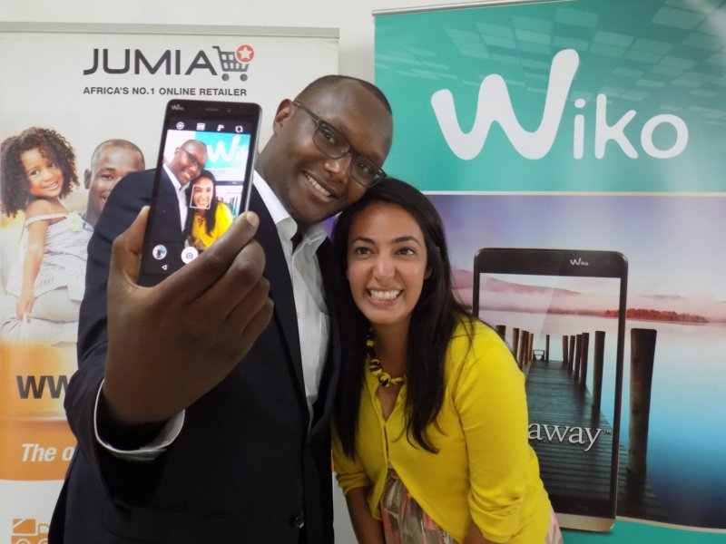 Jumia kenya wiko launch