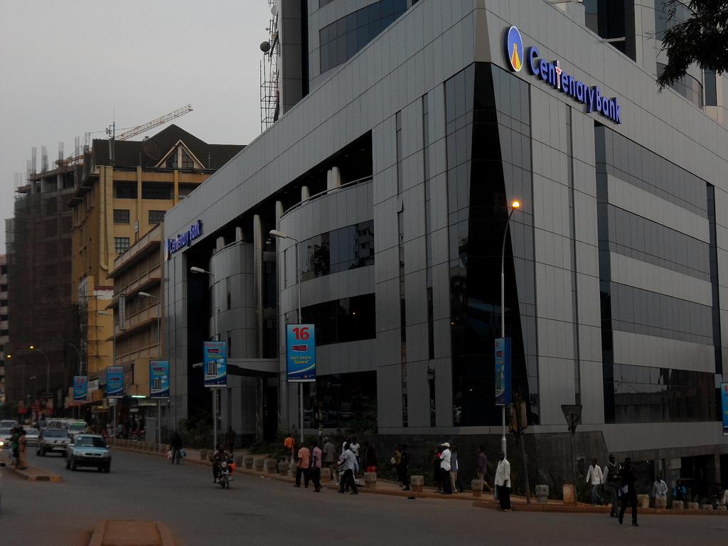 Centenary Bank Ugana