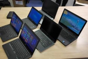 dell hp lenovo laptops - 57 pcs-800x800