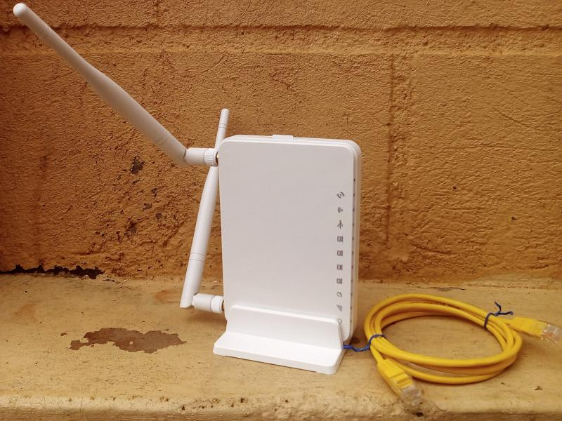 vodafone uganda celalink 4g router