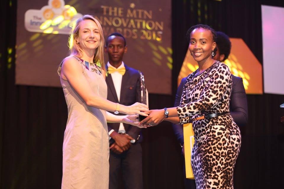 Lindsay FENIX INTL and MAPULA MTN Uganda