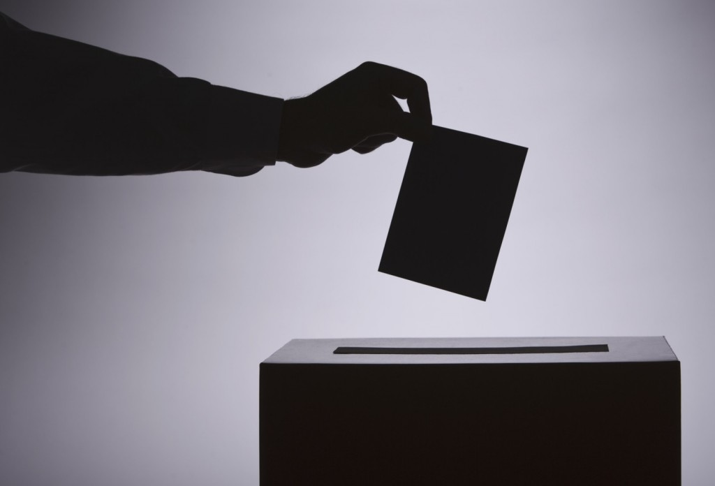 Voting-BALLOT-BOX
